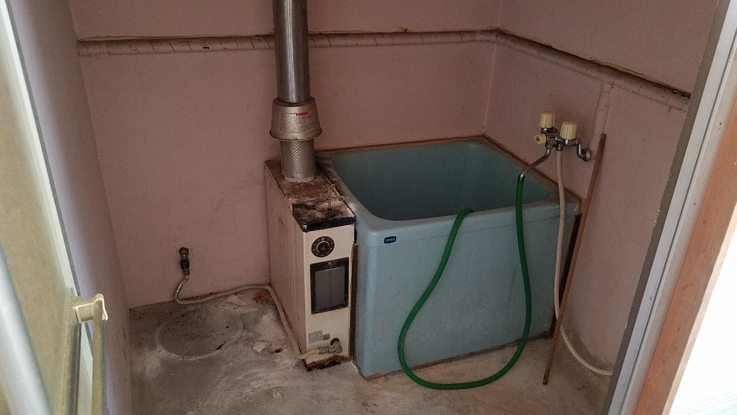 南アルプス市野牛島で軽トラ1杯程度の不用品回収 施工事例紹介1