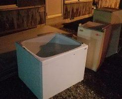 都留市田野倉で軽トラ1杯程度の不用品回収 施工事例紹介