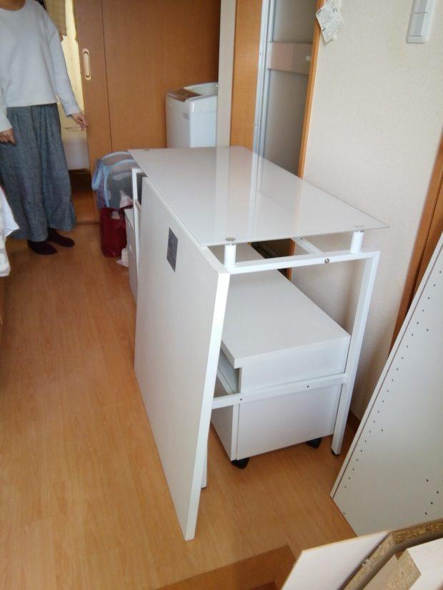 【身延町】ベッド、こたつなどお引っ越しに伴う不用品の回収
