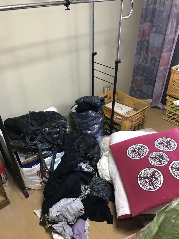 【甲府市大里町】マンションの遺品整理のご依頼。手早い対応にご満足いただけました!