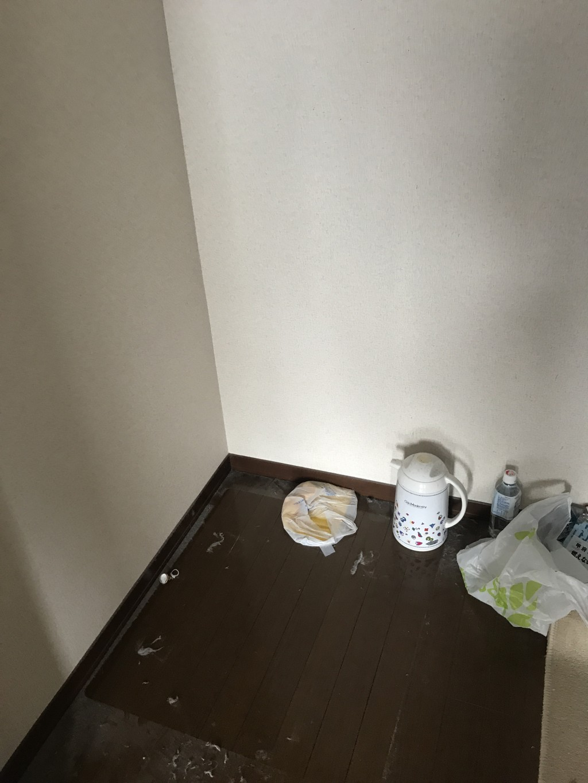 【丹波山村】引っ越し後に残った家電などの回収