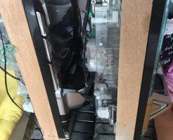 【甲府市中村町】パチンコ台の回収・処分 お客様の声