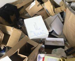 【甲斐市】大量の生活ゴミの回収 お客様の声