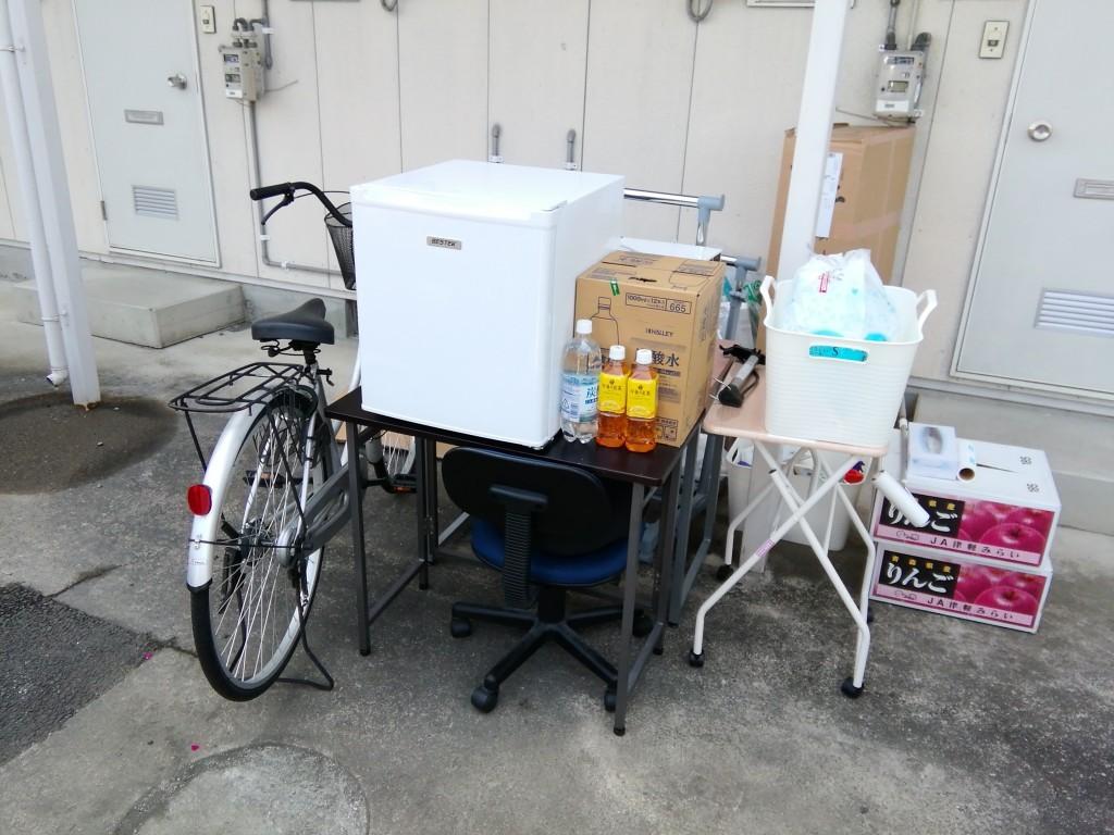 【韮崎市】軽トラック一台分の不用品回収・処分ご依頼 お客様の声