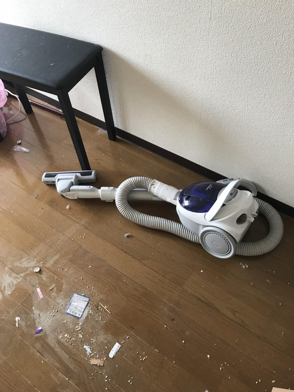 【笛吹市】家電や家具などの不用品回収処分 お客様の声