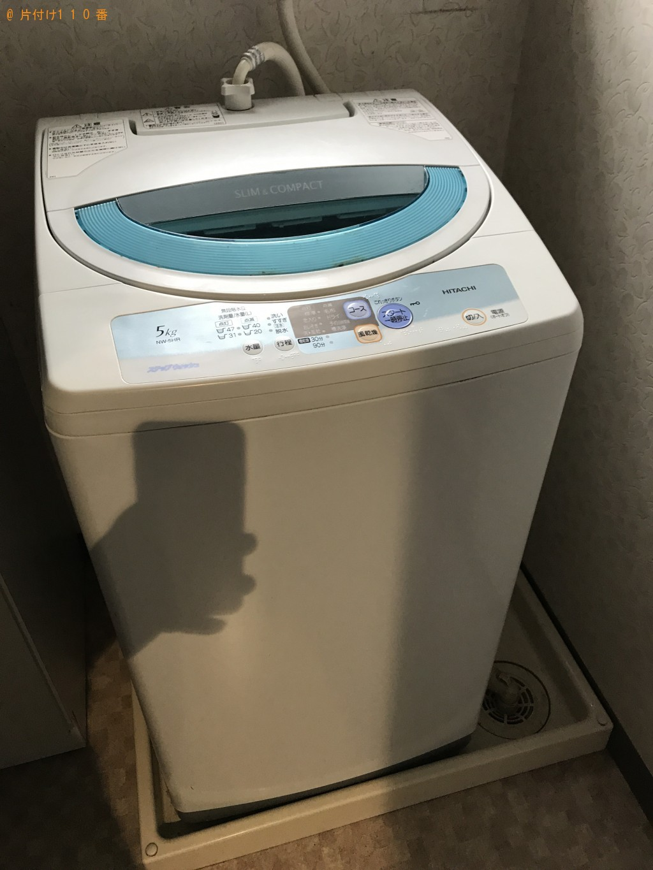 【甲府市】冷蔵庫・洗濯機・ 電子レンジの処分 お客様の声