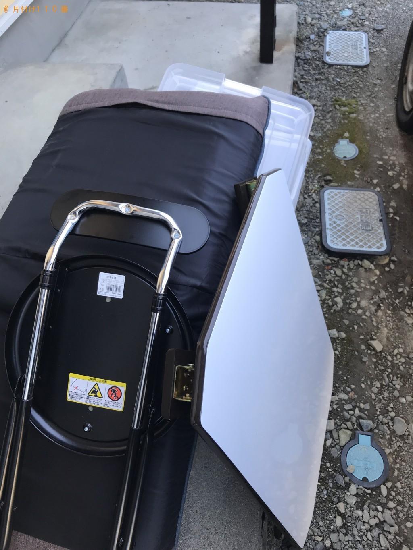 【韮崎市】椅子、机など不用品回収・処分ご依頼 お客様の声