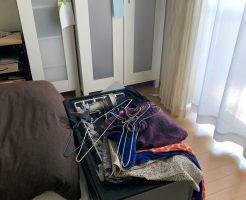 【中央市】シングルベッド、クローゼット、布団等の回収・処分 お客様の声