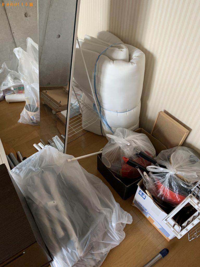 【荒川区】遺品整理で冷蔵庫、掃除機、電子レンジ、加湿器等の回収・処分