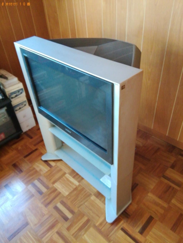 【都留市】テレビ、冷蔵庫、ミニコンポ、こたつ等の回収・処分ご依頼