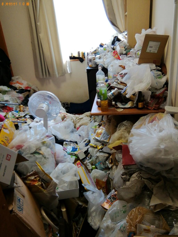 【山梨市】一般ごみの回収・処分ご依頼 お客様の声