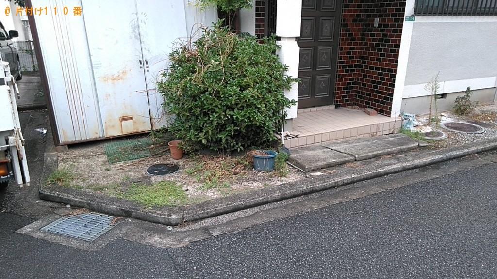 【甲府市】シングルベッドマットレス、ソファーベッド等の回収・処分