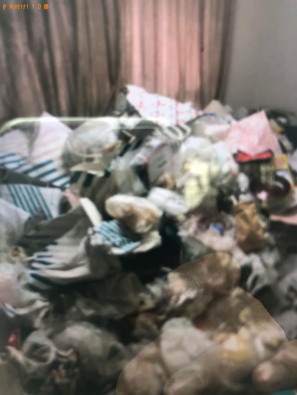 【甲府市】大量の一般ごみの回収・処分ご依頼 お客様の声