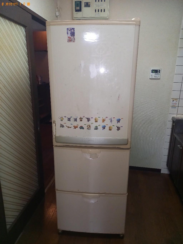 【甲府市】エアコン、冷蔵庫の回収・処分ご依頼 お客様の声