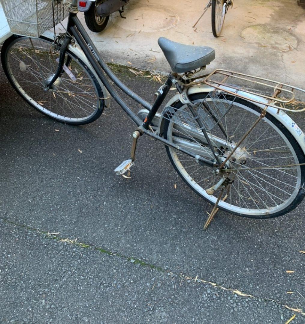 【甲府市】自転車の回収・処分ご依頼 お客様の声