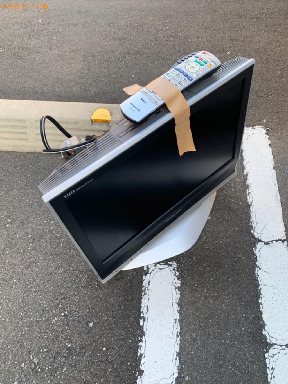 【甲府市】テレビの回収・処分ご依頼 お客様の声