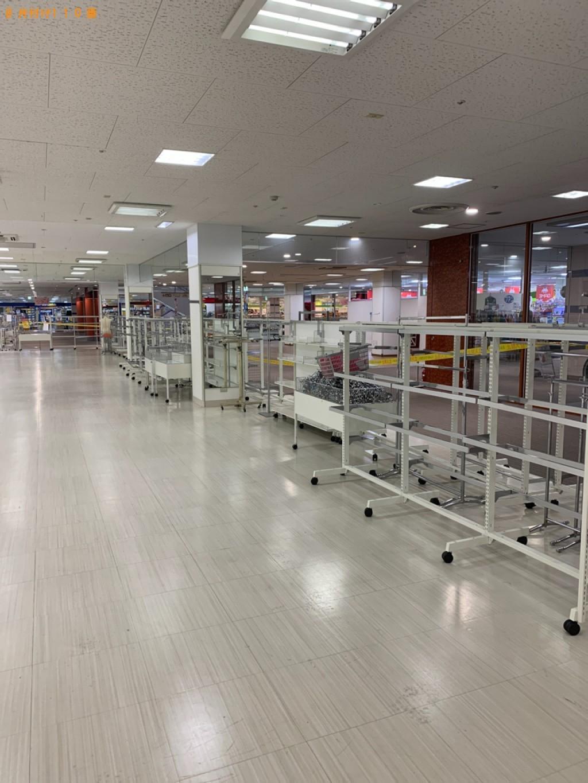 【甲府市】店舗の什器類の回収・処分ご依頼 お客様の声