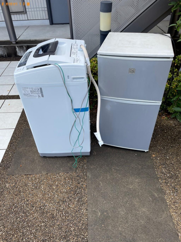 【甲府市】冷蔵庫、洗濯機の回収・処分ご依頼 お客様の声