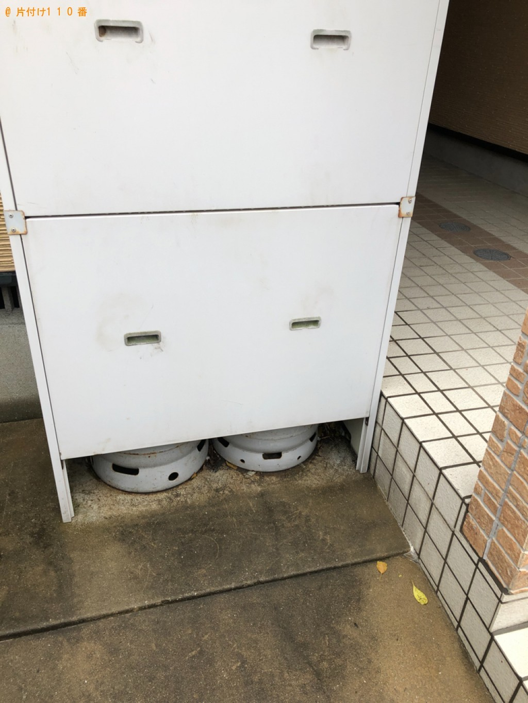 【甲府市】洗濯機の回収・処分ご依頼 お客様の声