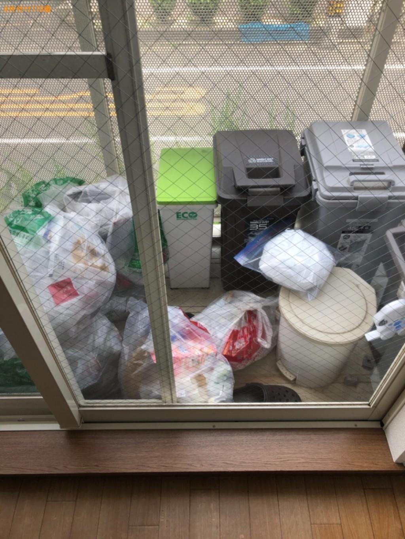 一般ごみ、ゴミ箱の回収・処分ご依頼 お客様の声
